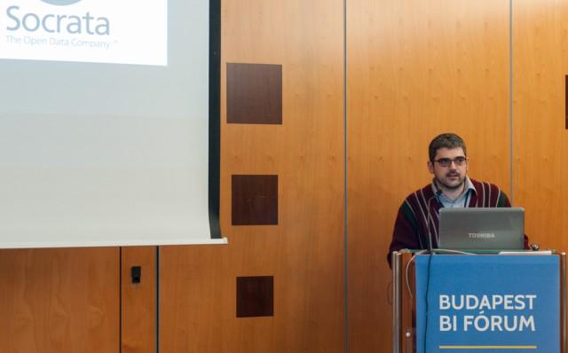 opendata.hu – Magyar data hub nyílt adatoknak Varjú Zoltán, Precognox