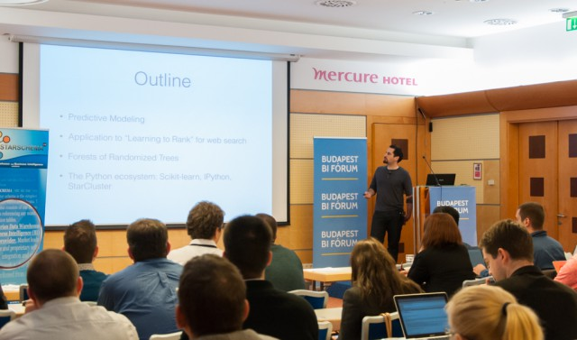 Predictive modelling in the cloud with  scikit-learn and IPython Olivier Grisel, INRIA Saclay
