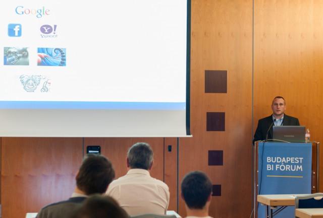 BigData analitika a nagyvállalatok számára open source alapokon Szücs Imre, United Consult K2 Kft.