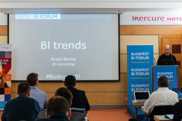 BI market overview and trends  Arató Bence, BI Consulting Kft.