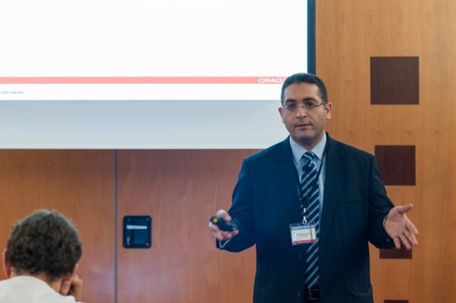 In-memory BI with Oracle Exalytics Khaled Mostafa, Oracle ECEMEA